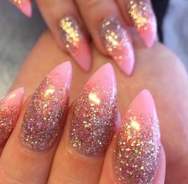 24-unhas-com-glitter
