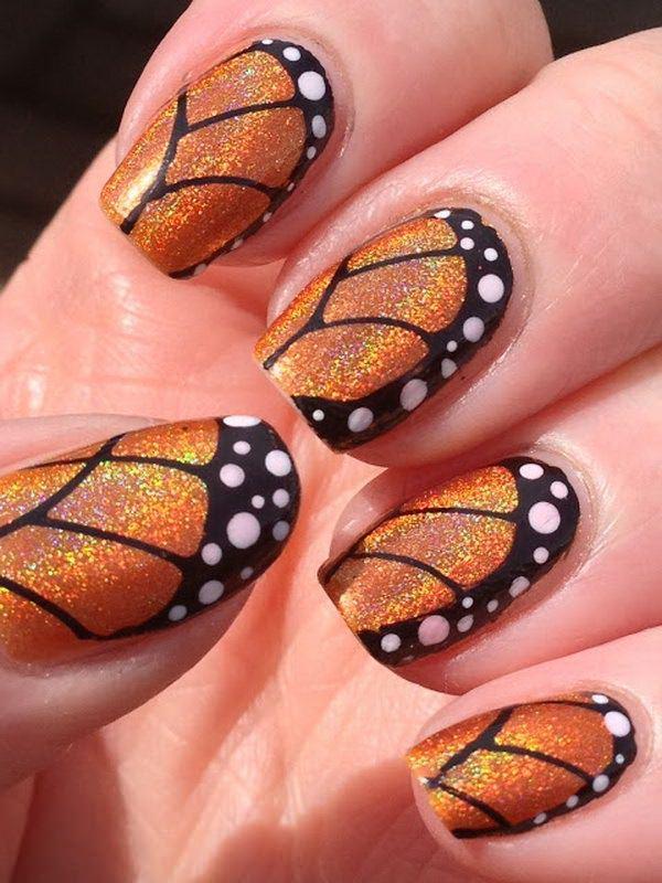 25-unhas-decoradas com-borboletas1----
