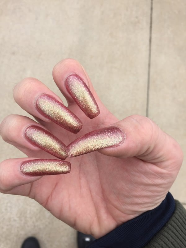 5-unhas-com-glitter