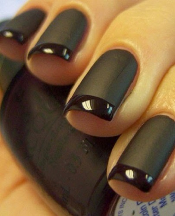 Nail-art-dark-2015-autunno-inverno-Smalto-nero