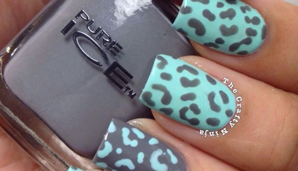 cheetah-nails