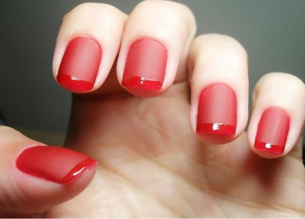 52 Unhas Vermelhas Decoradas Liberte sua sensualidade -> Decoracao Unhas Vermelhas